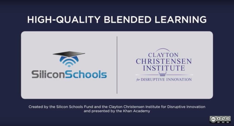 Khan Academy Blended Learning