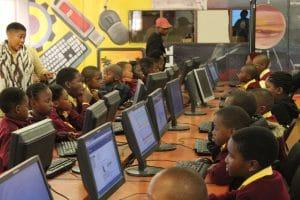 Credit: Sonwabo Primary School; Jenny White.
